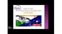 Required Documents For Australia Visitor/Tourist Visa From India. #Routesweaver