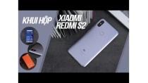 Khui hộp Xiaomi Redmi S2: smartphone Selfie, hiệu năng tốt trong tầm giá