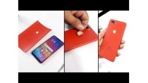 Oppo A3s converted in Iphone with apple lamination decorate trick 2018