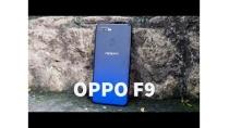 Trên tay OPPO F9 giá 7tr690: Sạc nhanh VOOC, màn hình giọt nước