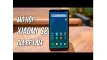 Mở hộp Xiaomi S2 với giá cực rẻ về hàng cực nhiều