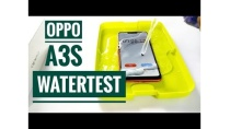 Oppo A3s water test | actually waterproof!!