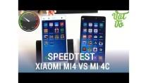 Vật Vờ| So sánh Xiaomi Mi4 và Mi 4c: hiệu năng của Snapdragon 808 và 801 khác nhau không?