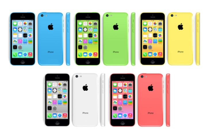 iPhone 5c giá bao nhiêu hiện nay: Rẻ mà đẹp