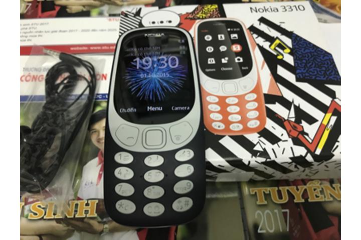 Nokia 3310 - Điện thoại Nokia