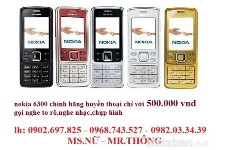 Điện thoại nokia 6300 chính hãng giá rẻ nhất hcm,q9,thủ đức -