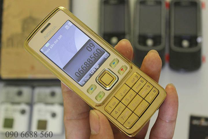 1 Nokia 6300 Gold Chính Hãng & Nokia 6300 Uy Tín Tại Trùm Nokia Cổ