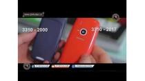Điện thoại cổ Pinkulan I So sánh Nokia 3310 2017 và 2000