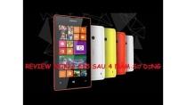 Review Nokia Lumia 525 Dự Thi Tinh Tế