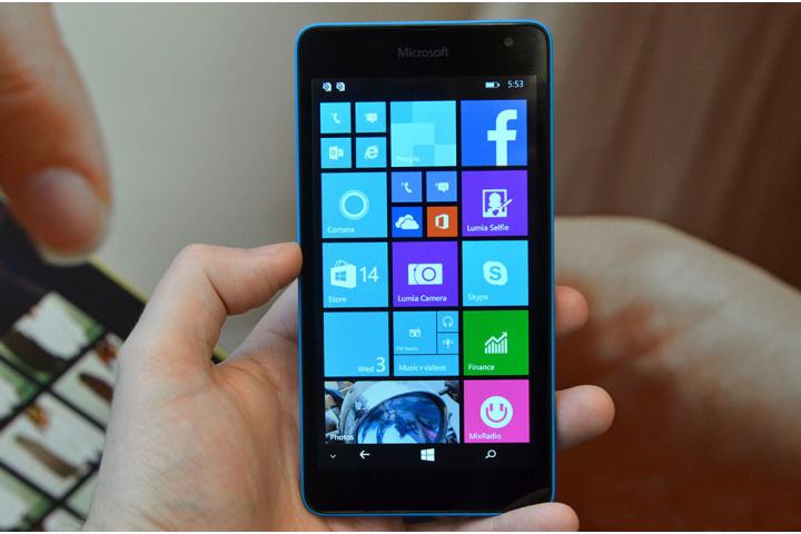Điện thoại di động Microsoft Lumia 535 - dienmayxanh.com