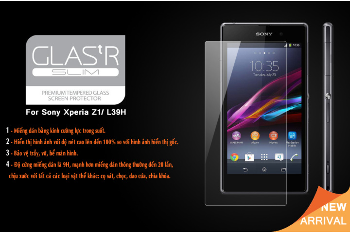 Sony XPERIA Z1 C6902 - Đen
