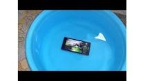 Test nước Sony Z1 C6903 tại Thinhmobile