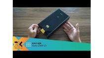 Unboxing Sony DMP-Z1 | Máy nghe nhạc cao cấp đầu bảng của Sony