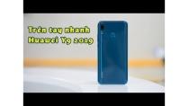 Huawei Y9 2019: Phiên bản rút gọn của Nova 3i
