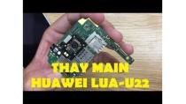 Cung Cấp video Huawei Y3II LUA U22 Update Firmware With SD Card