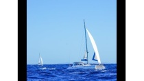 34 yachts sail to New Caledonia from Australia with the 2018 Down Under 'Go East' Rally.