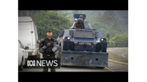 Post-referendum unrest closes highway in New Caledonia | ABC News