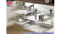 Phụ kiện tủ bếp Hettich - phụ kiện tủ bếp thông minh