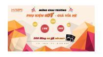 MỪNG KHAI TRƯƠNG: Phụ kiện hot - Giá vỉa hè, 300 iRing giá 3K mỗi ...