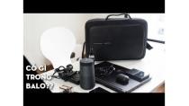Có gì trong balo công nghệ của mình? What's in my Tech Bag! [2018]