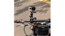 Bộ phụ kiện kẹp trên xe đạp cho camera Xiaomi và Gopro 3, 4