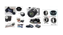 Hình ảnh Phụ kiện máy ảnh chuyên cho dòng siêu zoom , mirroless ...