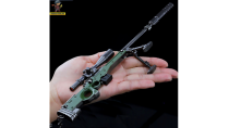 Mô hình PUBG - PHỤ KIỆN PUBG - awm silencer (27cm) Mô Hình Trò Chơi