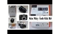 Săn máy ảnh giá rẻ - chia sẻ nơi bán đấu giá lens và phụ kiện máy ảnh
