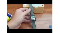Kính cường lực Apple watch mới nhất 0.08 mm mỏng gấp 4 lần
