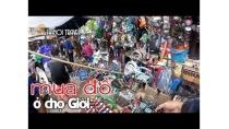 Mua phụ tùng xe đạp ở chợ Trời là một thử thách thú vị - Hanoi Travel | Hà Nội Phố