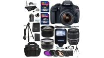 Phụ kiện máy ảnh Canon thiết yếu cho người sở hữu máy DSLR