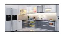 Thiết kế và trang trí bếp đẹp bằng phụ kiện bếp inox như thế nào ...
