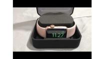 Phụ kiện Apple Watch - Dock sạc cho Apple Watch khỏi lo rối dây sạc bởi Chocongnghevn.com