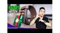 Review đồng hồ GUCCI dị nhất Thế Giới | Phụ kiện thời trang #1 | Vlog 31 – Duyet Sneaker