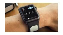 Phụ kiện giúp Apple Watch dự đoán chứng đột quỵ - VnReview - Tin nóng