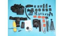 Bộ phụ kiện cho camera hành trình Gopro, SJcam, Action cam