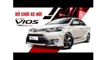 Đồ chơi xe hơi Cận cảnh Toyota Vios TRD 2017 gắn phụ kiện | Xe hạng B bán chạy nhất Việt Nam