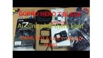 GOPRO HERO 7 BLACK MỚI HOT COMBO 20 PHỤ KIỆN VÀ LƯU Ý KHI SỬ DỤNG