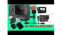 Go Pro 6 Và Những Phụ Kiện Bản 4K