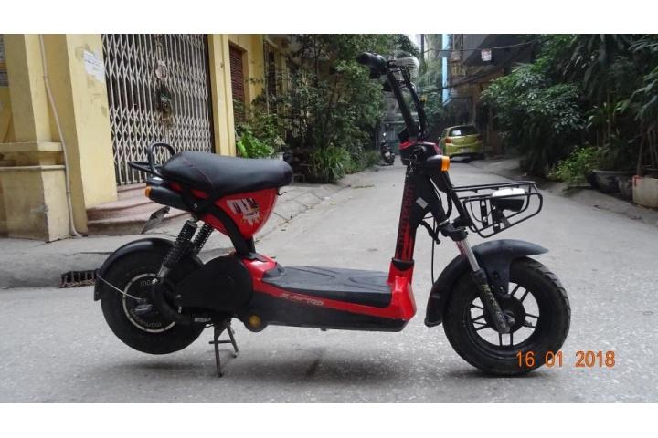 Dịch vụ thu mua xe đạp điện cũ tại Nghệ An   Xediencu66.com