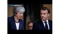 Brexit Battle: May visits France, Germany for delay request