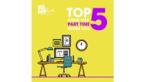 Top 5 Công Việc Part-Time Lương Cao | Pandora Training Academy