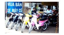 Mua xe máy cũ, cẩn thận bị lừa - Báo Quảng Ninh điện tử