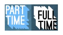 Sự khác biệt giữa việc làm Part-Time và Full-Time - MR.JOB