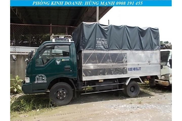 Nên mua bán xe tải cũ 1t25 của hãng Hyundai hay Kia – Đại lý xe tải
