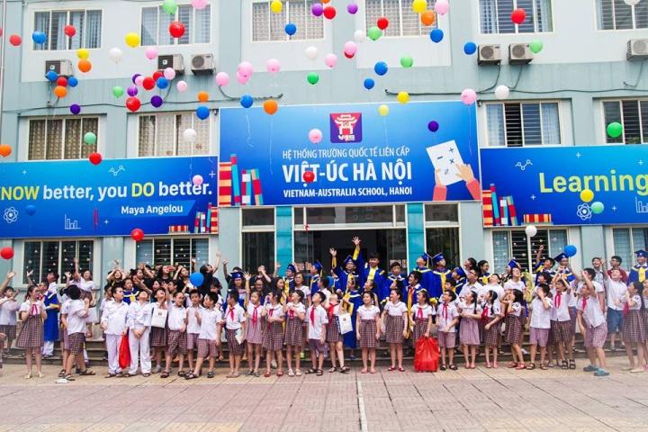 Trường Quốc tế Liên cấp Việt-Úc Hà Nội (VAS) - Giáo dục CTH