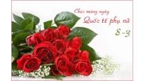 Kỷ niệm 108 năm ngày Quốc tế phụ nữ 8/3 và 1978 năm cuộc khởi nghĩa ...