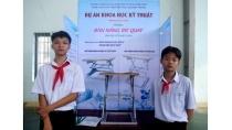 Cuộc thi nghiên cứu Khoa học kỹ thuật cấp huyện Châu Đức dành cho ...