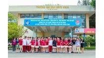 Trường Quốc tế Việt Úc tham quan Đại học Bách Khoa – Đoàn Hội
