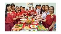 Hàng ngàn học sinh Quốc tế Á Châu vui trung thu ấm áp, rực rỡ sắc